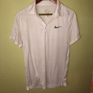 Nike dri-fit golf shirt